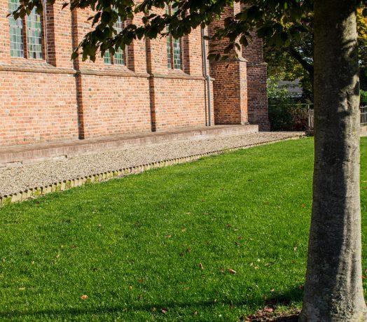 Grastotaal gras zaaien Randwijk
